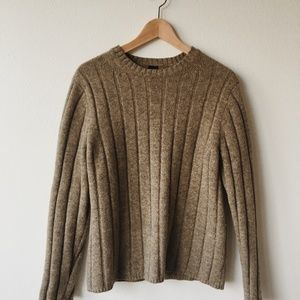 Wool Gap Sweater Size M